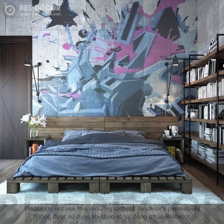Bedroom 1:  Nursery/kid's room by Bel Decor