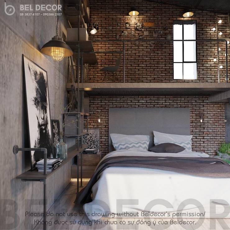 Bedroom 2:  Nursery/kid's room by Bel Decor