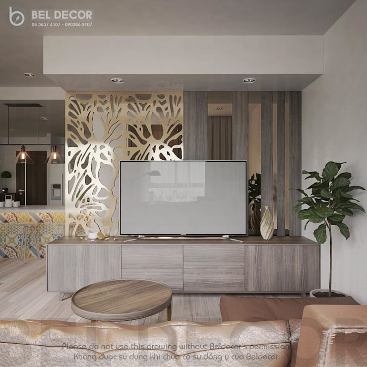 Apartment:   by Bel Decor