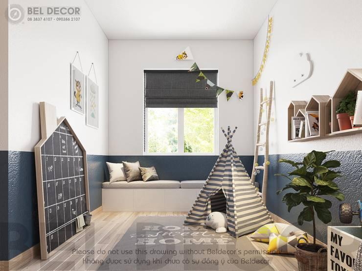 Project: HO1719 Villa/ Bel Decor:   by Bel Decor