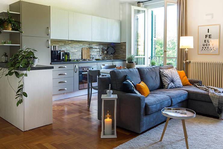 de estilo  de Boite Maison, Moderno