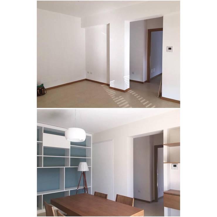 Ruang Keluarga by giulia pellegrino studio di progettazione