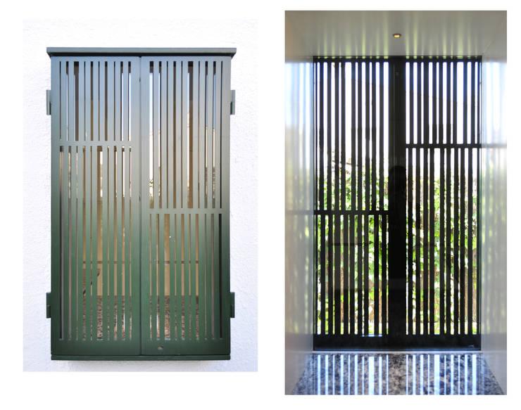 Cửa chớp by Rardo - Architects