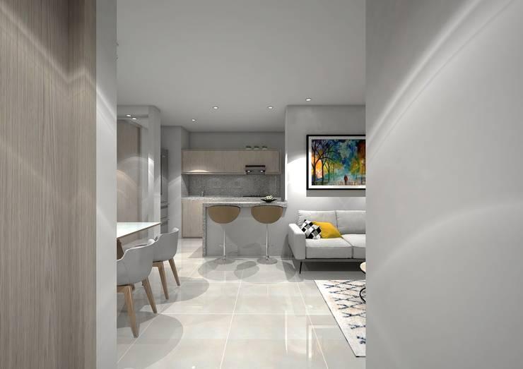 Kitchen by Savignano Design