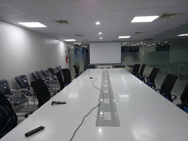 Tata Steel Ltd. Bhubaneswar:  Office buildings by Falcon Resources