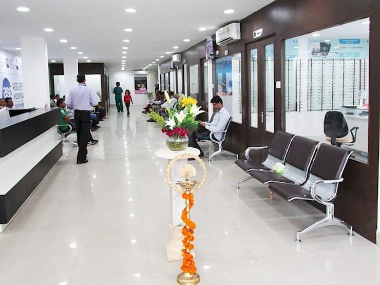 ASG Eye Hospital:  Hospitals by Falcon Resources