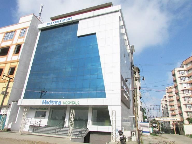 Meditrina Hospitals:  Hospitals by Falcon Resources,Modern
