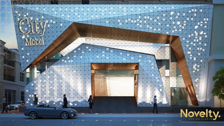 City Mobel Furniture:  Houses by Novelty design studio