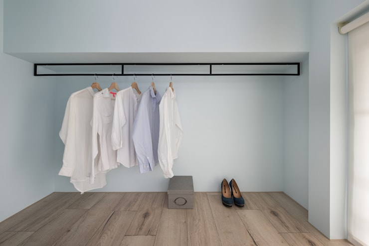 花語:  更衣室 by 寓子設計
