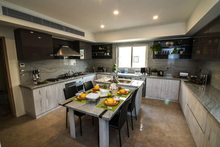 وحدات مطبخ تنفيذ Micasa Design