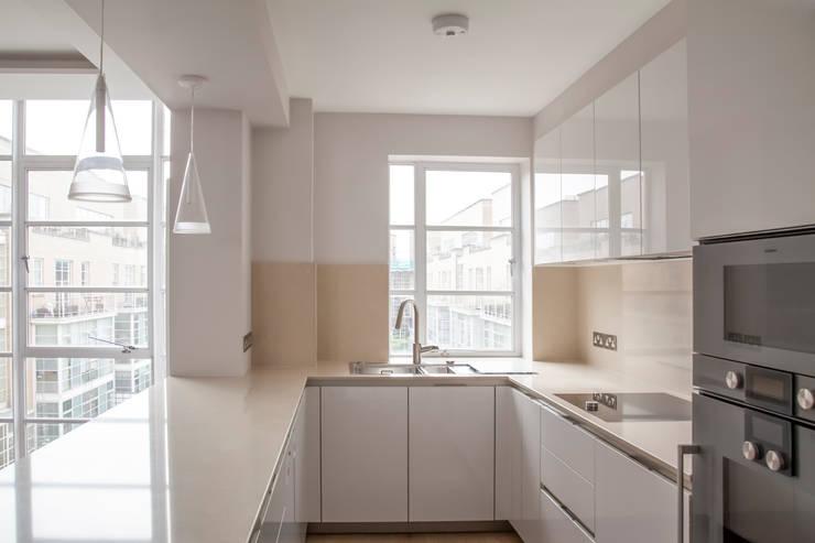 minimalistic Kitchen by AR Architecture