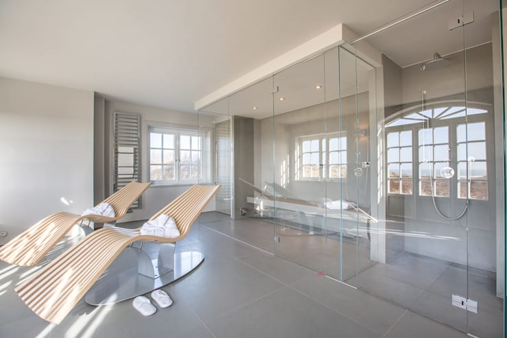 Steam Bath by Home Staging Sylt GmbH