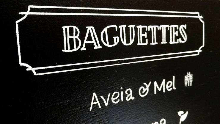 Sagrado • Boulangerie: Arte  por Aldric Bonani