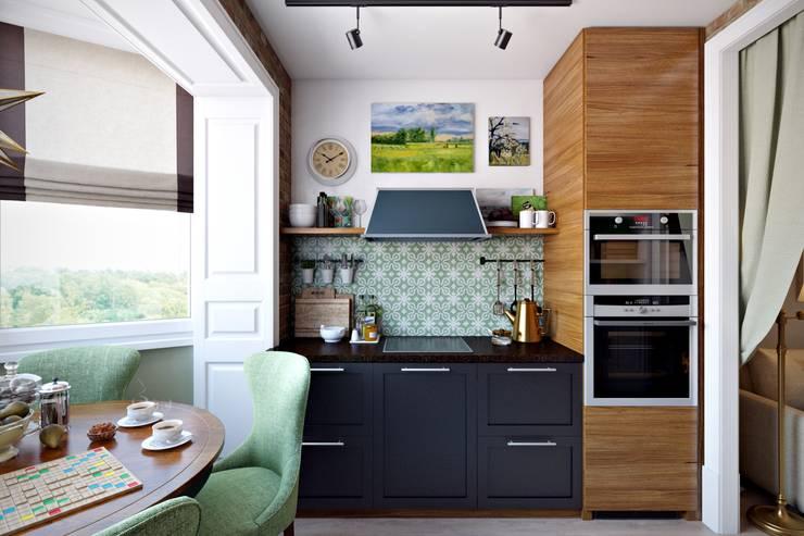 廚房 by Decolabs Home
