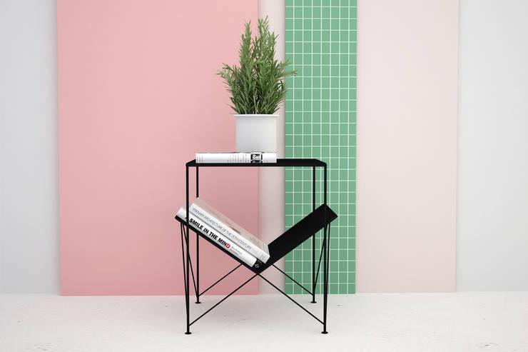gliesedesign – Atria Side Table:  tarz Oturma Odası