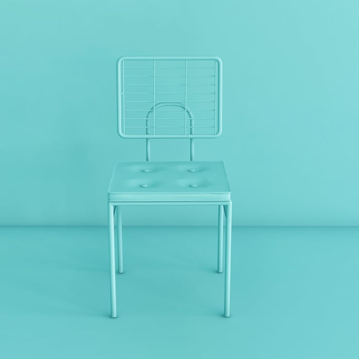 gliesedesign – Terra Chair:  tarz , Endüstriyel Metal