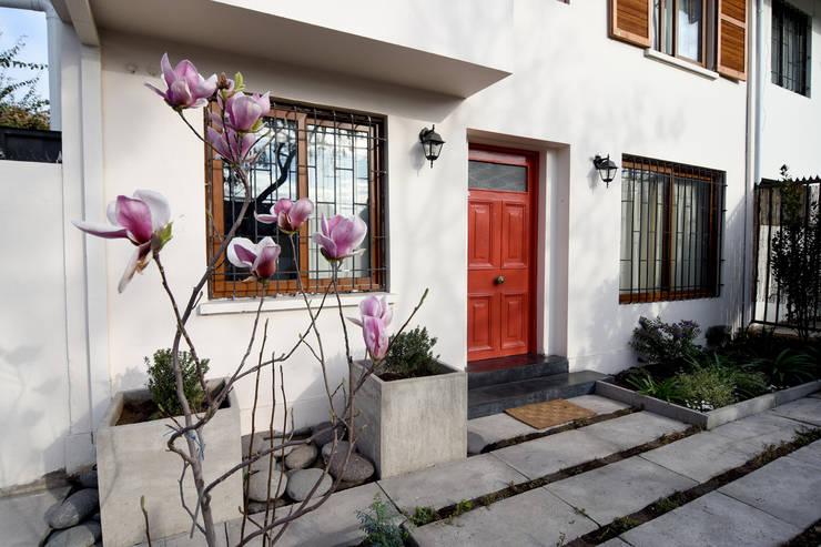 Remodelación Casa Matta: Casas de estilo  por ARCOP Arquitectura & Construcción
