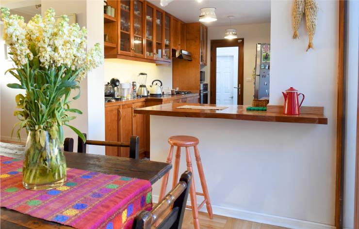 ห้องครัว by ARCOP Arquitectura & Construcción