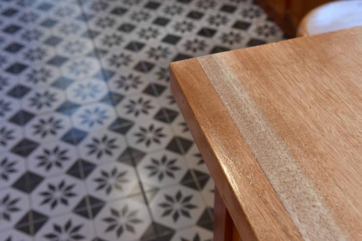 Remodelación Casa Matta: Cocinas de estilo  por ARCOP Arquitectura & Construcción