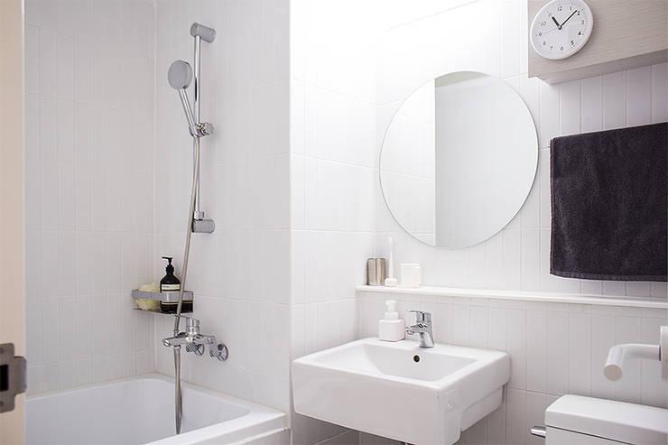 浴室 by 플레이디자인