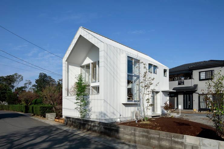 伊奈小針のいえ: arc-dが手掛けた家です。