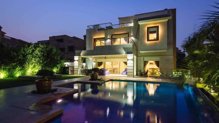 Casa Verde من Hany Saad Innovations بحر أبيض متوسط
