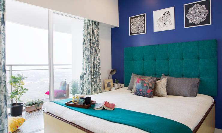 Best interior designers in bangalore:  Bedroom by Urban Living Designs