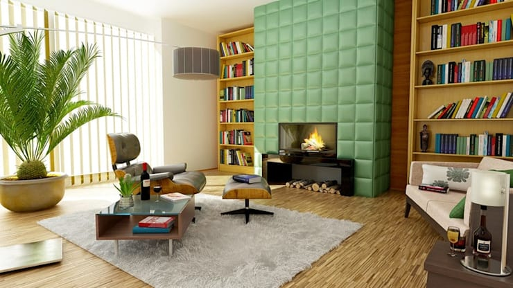 Best interior designers in bangalore:  Living room by Urban Living Designs
