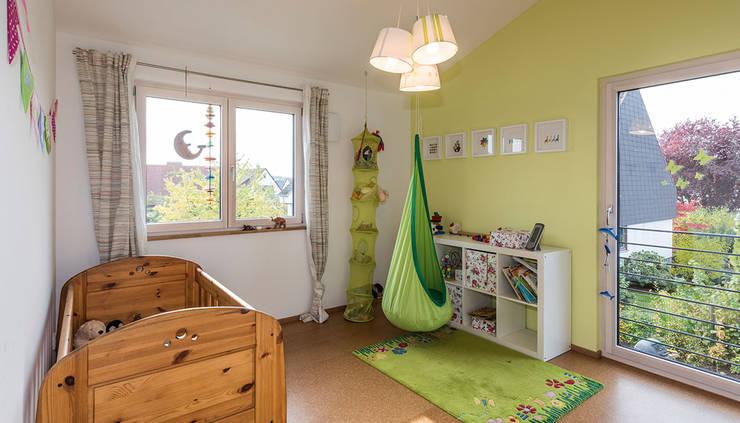 Детские комнаты в . Автор – KitzlingerHaus GmbH & Co. KG