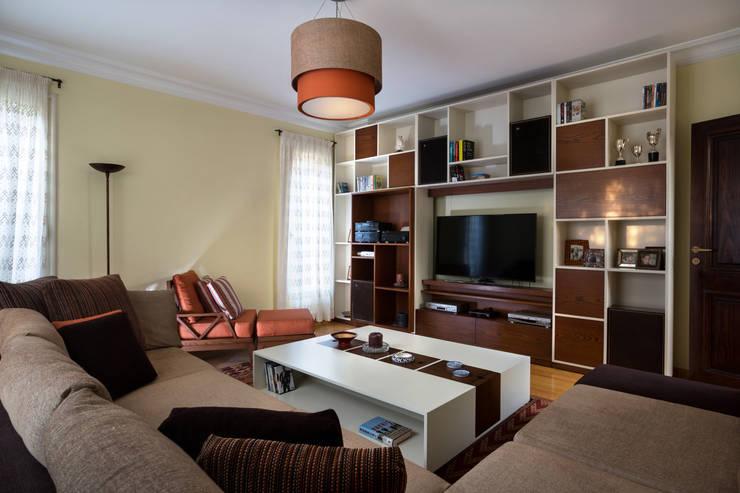 Multimedia room by Mazura