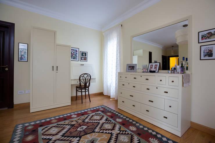 modern Bedroom by Mazura