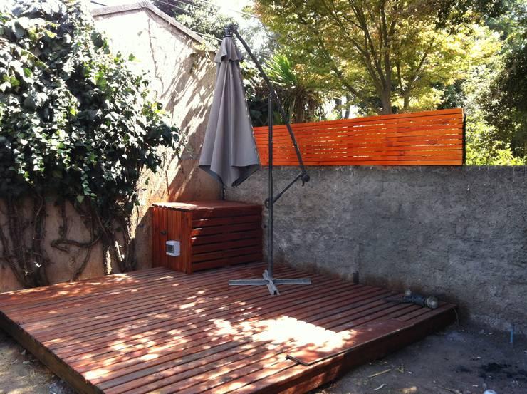 Remodelación Casa Lazo: Casas de estilo  por ARCOP Arquitectura & Construcción