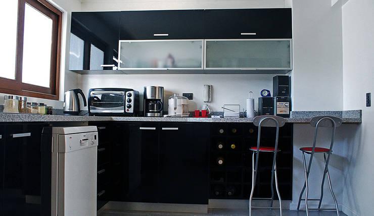 Remodelación Casa Lazo: Cocinas de estilo  por ARCOP Arquitectura & Construcción
