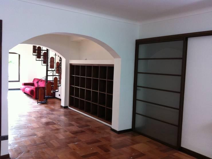 Walls by ARCOP Arquitectura & Construcción, Colonial