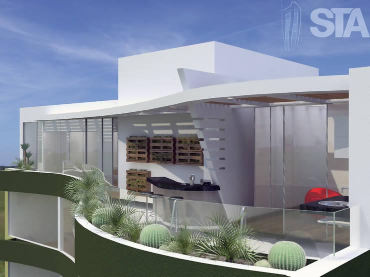 Patios & Decks by Soluciones Técnicas y de Arquitectura