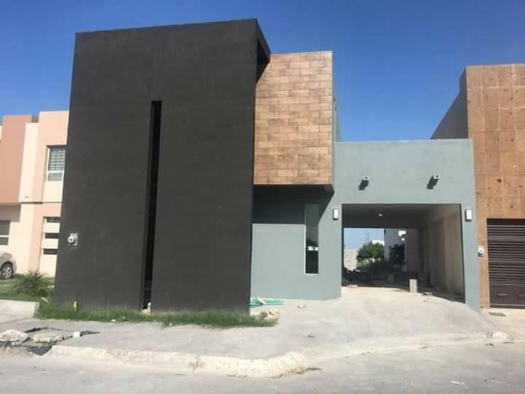PROYECTO CORDOBA: Casas de estilo minimalista por PROGRESIVA ARQUITECTOS