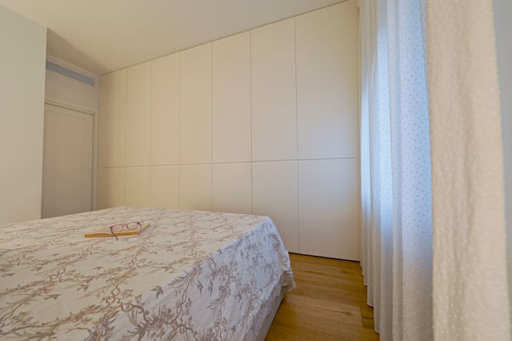 Bedroom by studio ferlazzo natoli