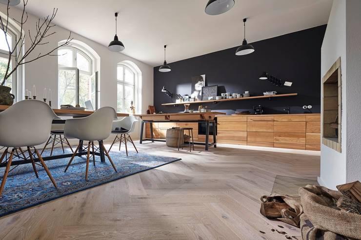 Parkett Residence:  Wände von MeisterWerke Schulte GmbH