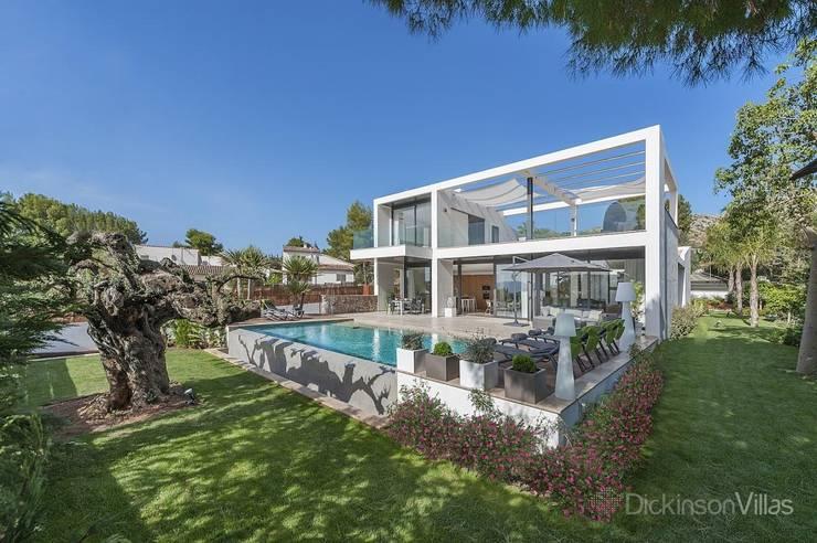 منازل تنفيذ Diego Cuttone, arquitectos en Mallorca