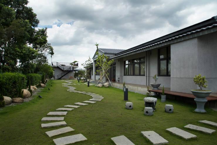 asian Garden by 夏沐森山設計整合