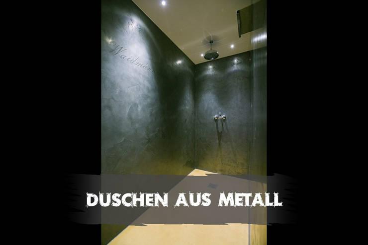 Badgestaltung:  Badezimmer von Ulrich holz -Baddesign
