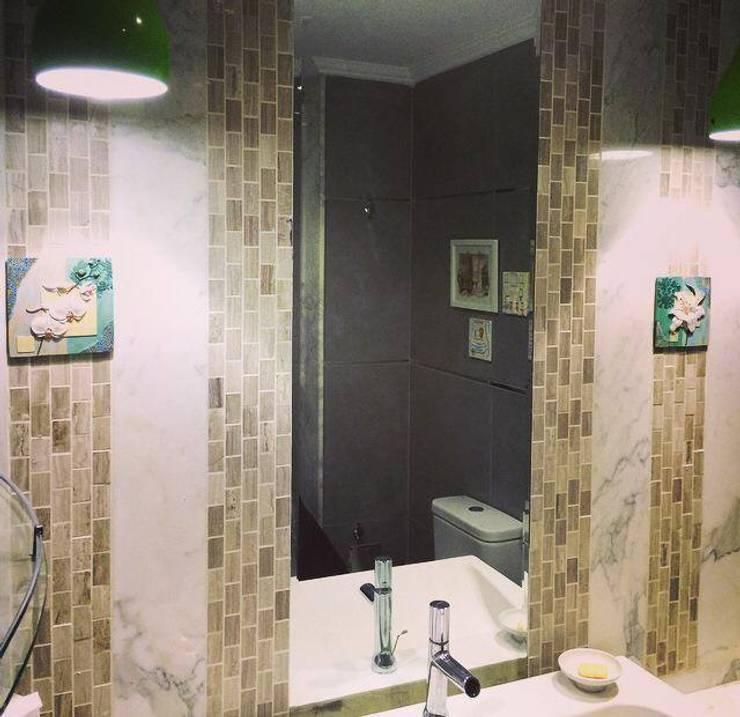 حمام الاولاد :  حمام تنفيذ Quattro designs ,