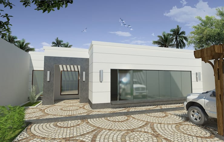 استراحات الرمال :   تنفيذ Quattro designs