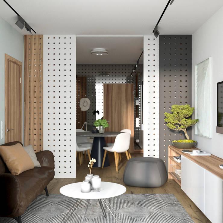 Salas de estar  por Wide Design Group