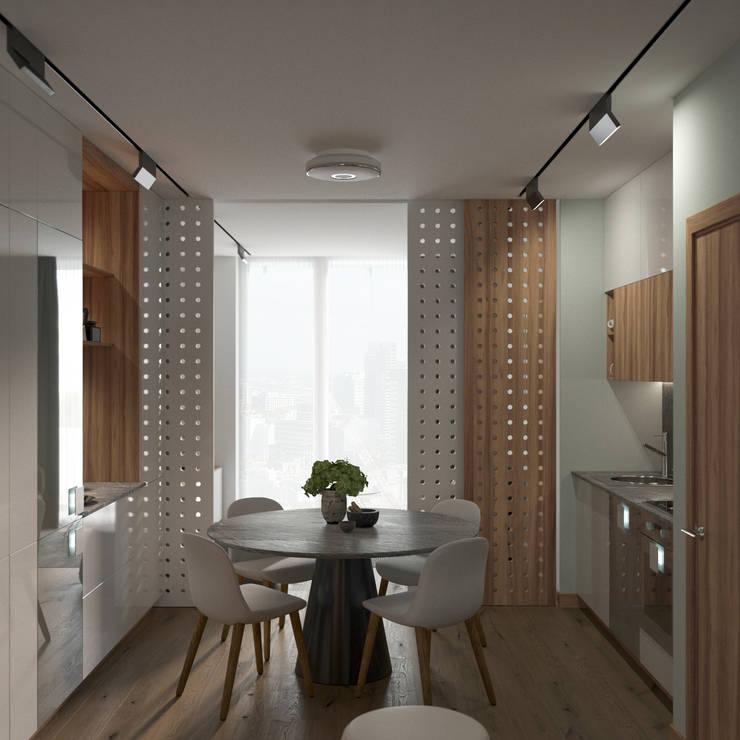 Cozinhas  por Wide Design Group
