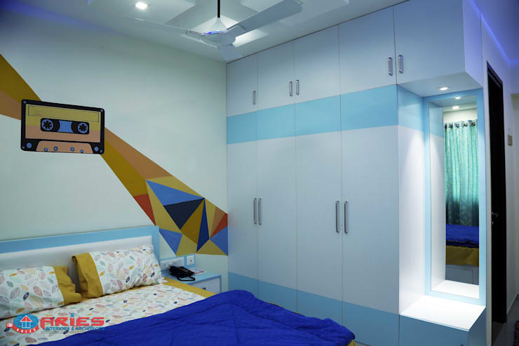 TATA TRITVUM:   by Aries Interiors and Architects