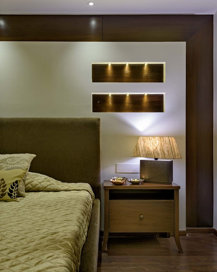 Penthouse:  Bedroom by Artistic Design Works