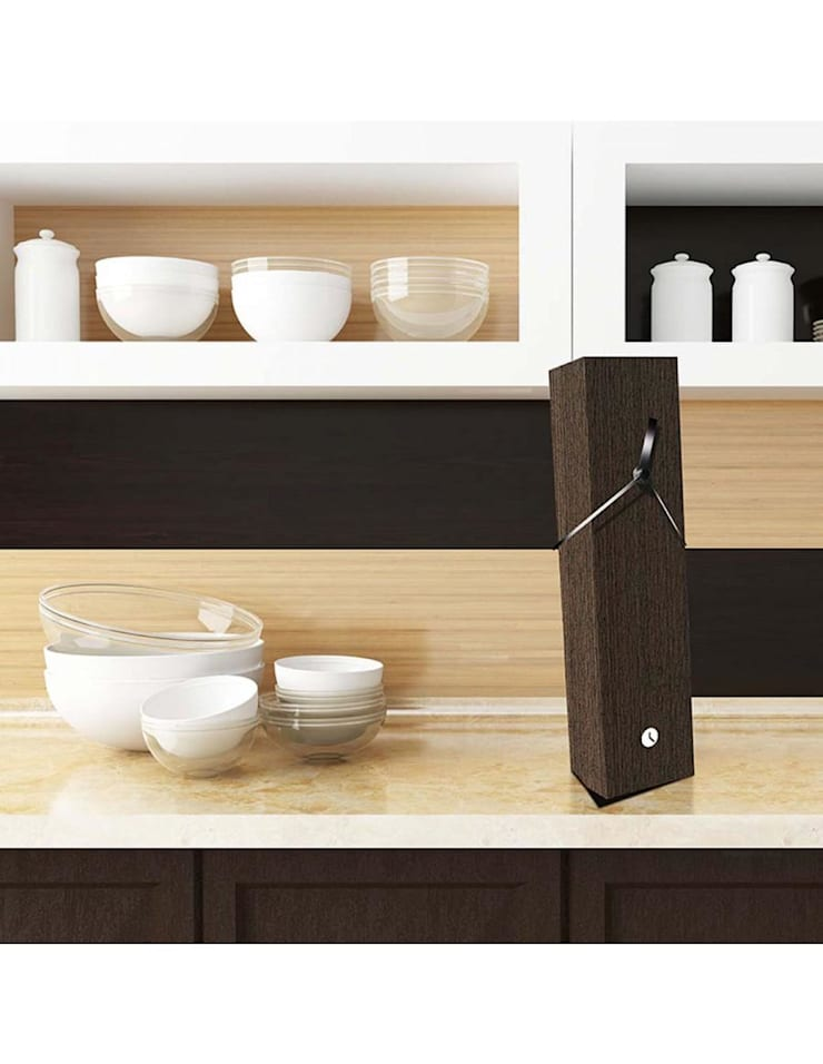 Tothora Trim 50 Clock:  Kitchen by Just For Clocks