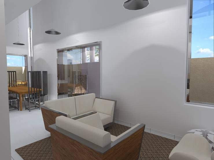 Phòng khách by João Paulo Gomes Arquitetura
