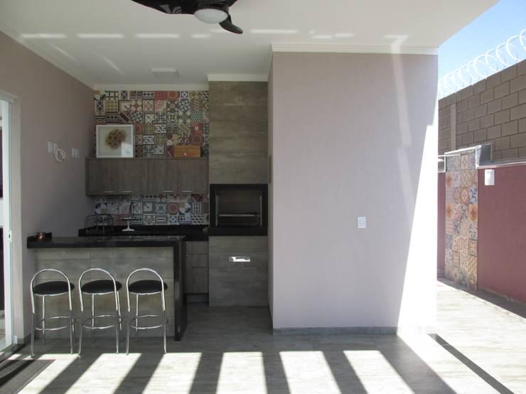 房子 by João Paulo Gomes Arquitetura